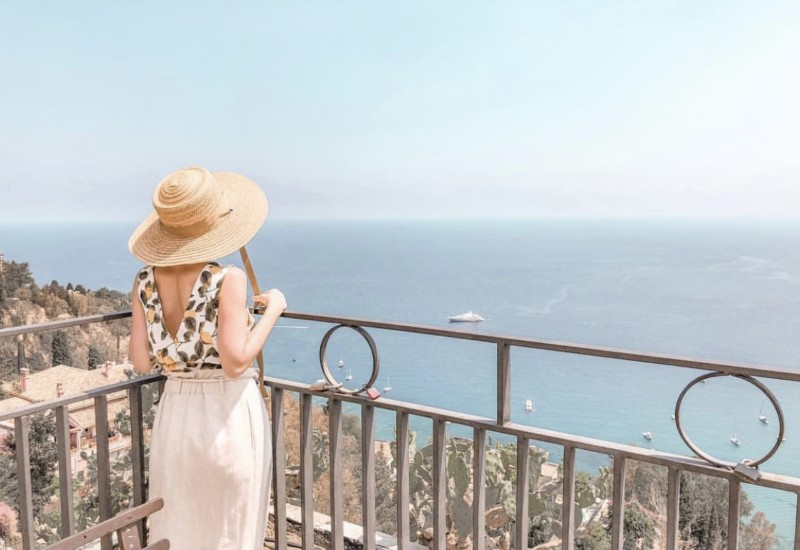 【シチリア島】マルタ島からタオルミーナへ日帰りtrip