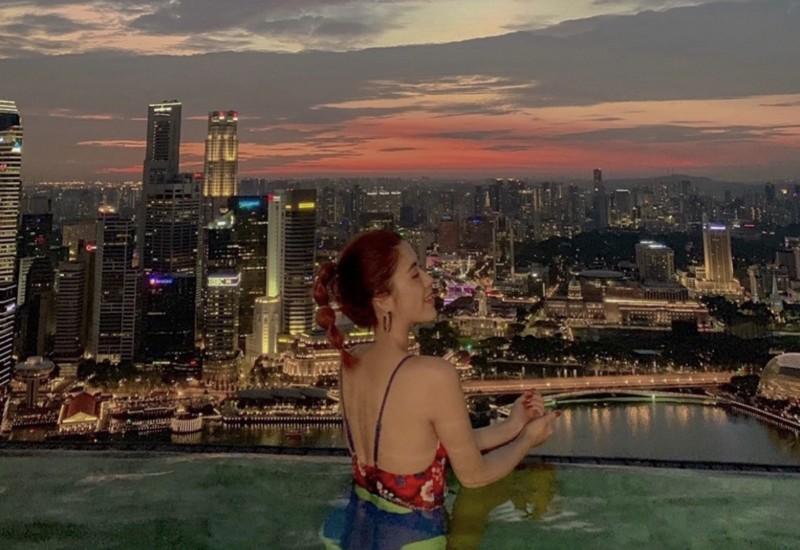 [シンガポール] Marina Bay Sands 宿泊Report