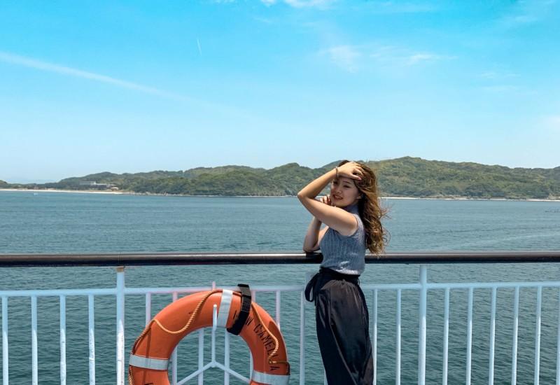 激安!福岡から釜山への船旅