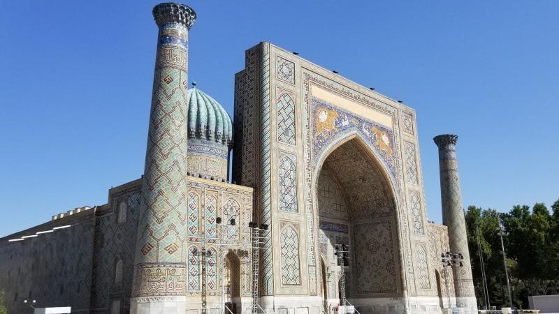 青の都ウズベキスタン♡ 絶対に行くべき都市5選