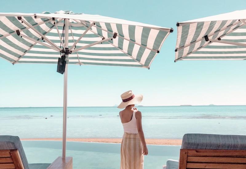 【フィジー】世界初!孤島のビーチクラブ 『mala mala beachclub』
