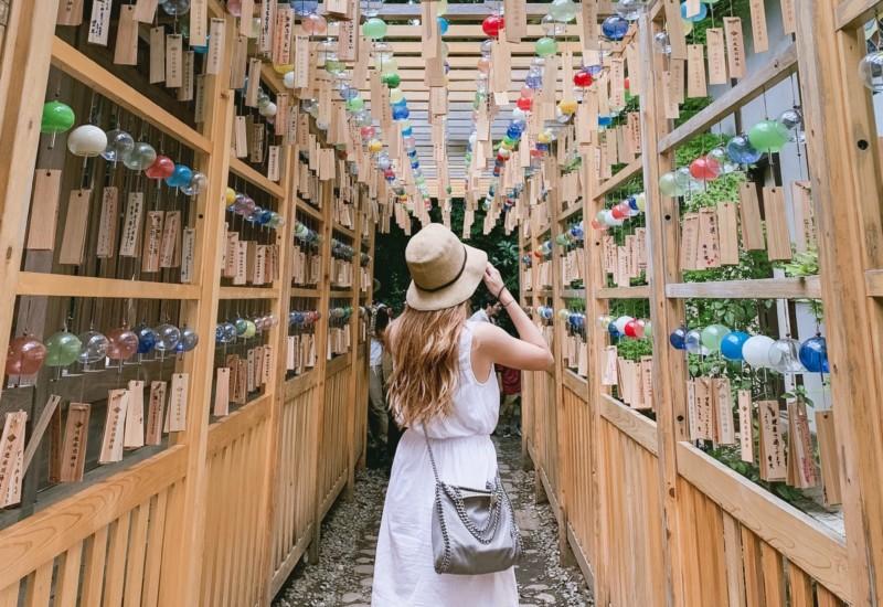 恋が叶う風鈴?夏に訪れたい川越のおすすめスポット3選