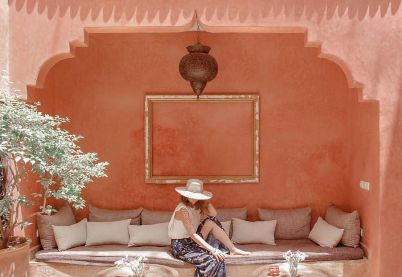 モロッコの魅力はリヤド!実際に泊まったお勧めリヤドを都市別に紹介♡