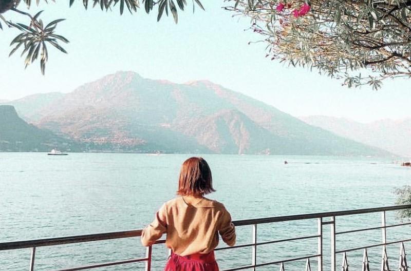 ミラノから行けるショートトリップ①【コモ湖〜ベッラージョ】