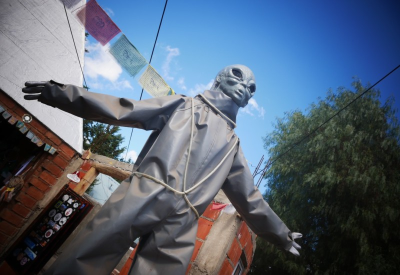 【目撃?!】世界一UFO近い街〜アルゼンチン