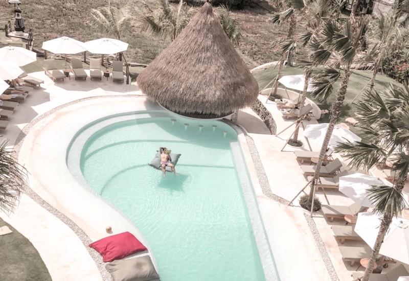 【バリ島】 コスパ、立地良し!1人旅にもオススメのNEWホテル 【Canggu Village】