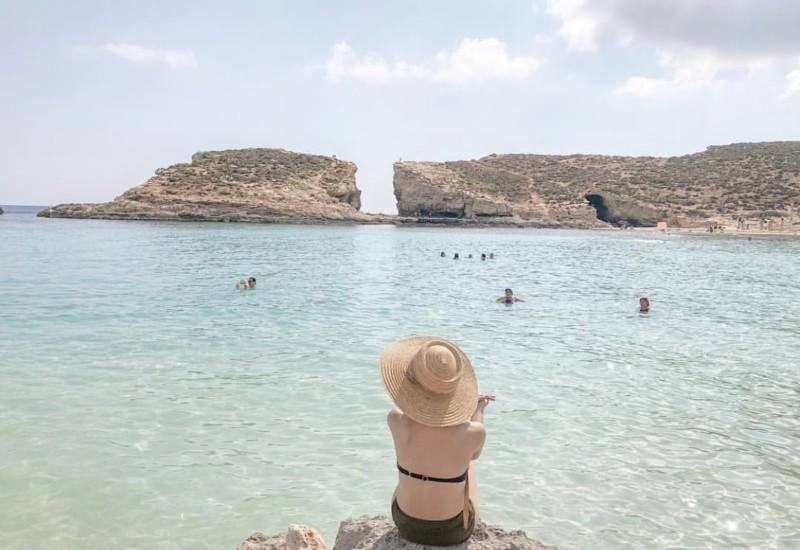 地中海の真珠【マルタ島】〜コミノ、ゴゾ島、絶景ビーチ〜