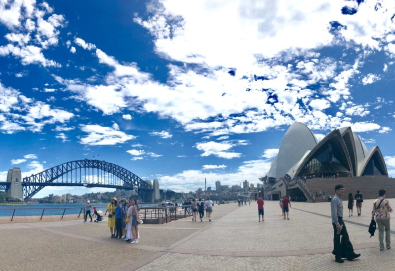 オーストラリア・シドニー2泊3日