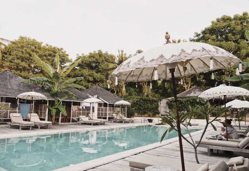 【ギリメノ島】大自然の中のvilla『les villas ottalia』