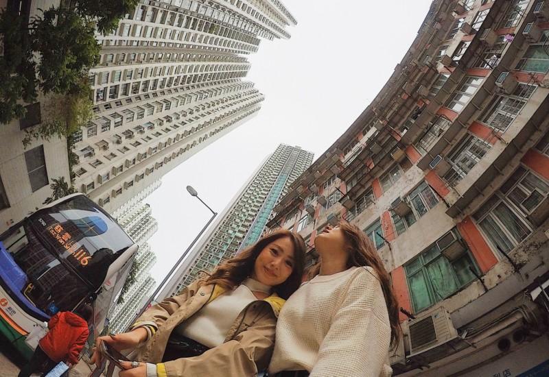 るんるん香港マカオ女子旅♩5日間