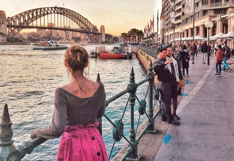 【Sydney】2泊3日♡名所を巡るSydney Stay♡