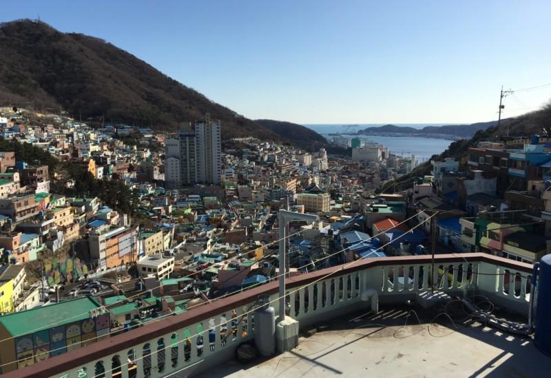 男の3泊4日 韓国・釜山 一人旅