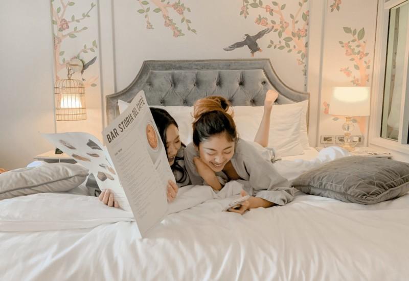 【航空券+宿泊費約5万円!】贅沢ホテルにステイ♡週末の2泊4日バンコク女子旅