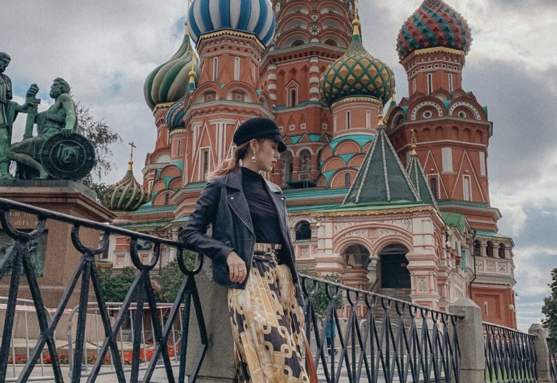 【モスクワ】46時間でモスクワを満喫するトランジット観光