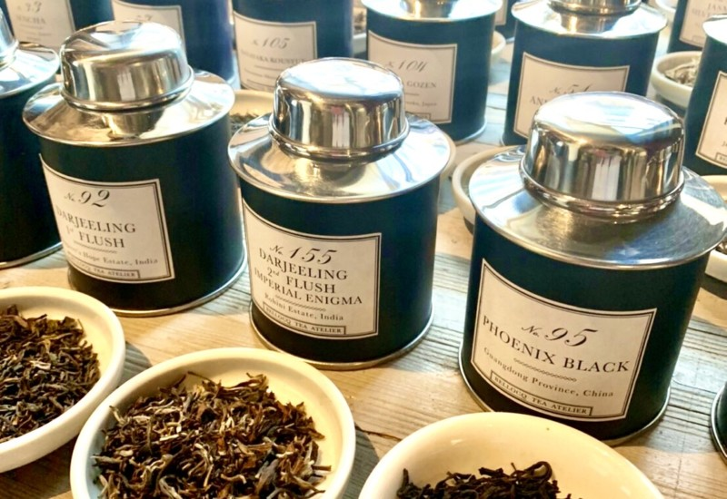 【NY】紅茶といえばここ!Brooklynの隠れ家風紅茶ショップ