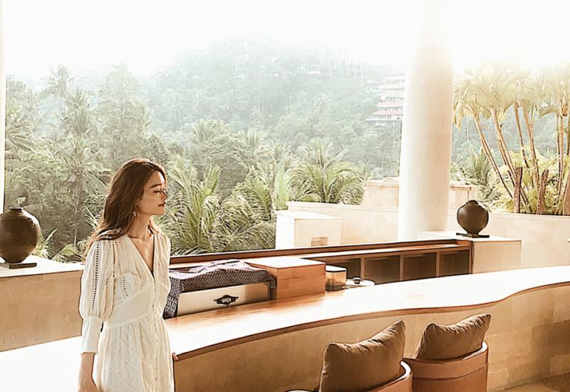 バリ島五感を揺さぶる絶景ホテルとビーチ