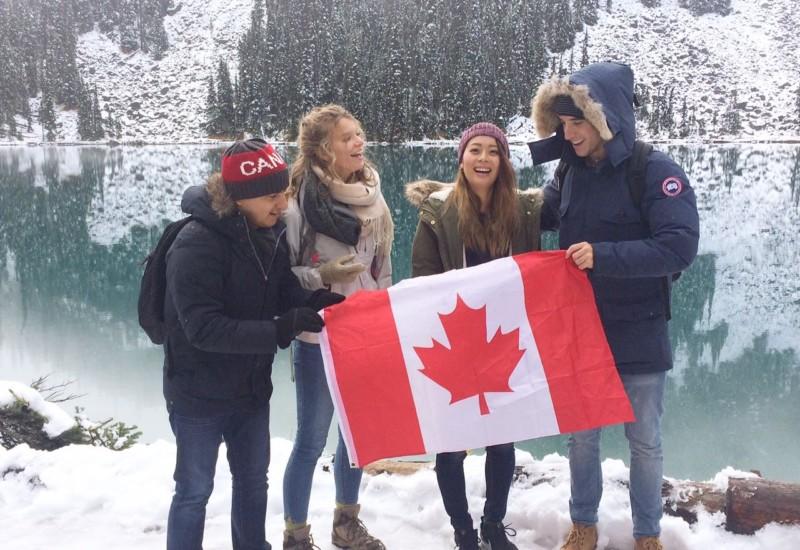 【カナダ】1日なのにこんなにカナダを楽しめちゃうの⁈と思わせてくれた最高の1日!!
