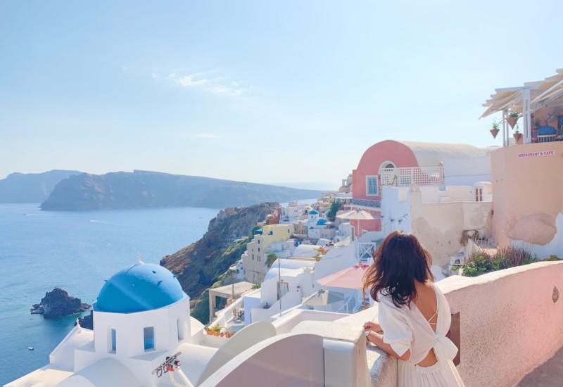 【ギリシャ】サントリーニ島をおすすめする5つ理由