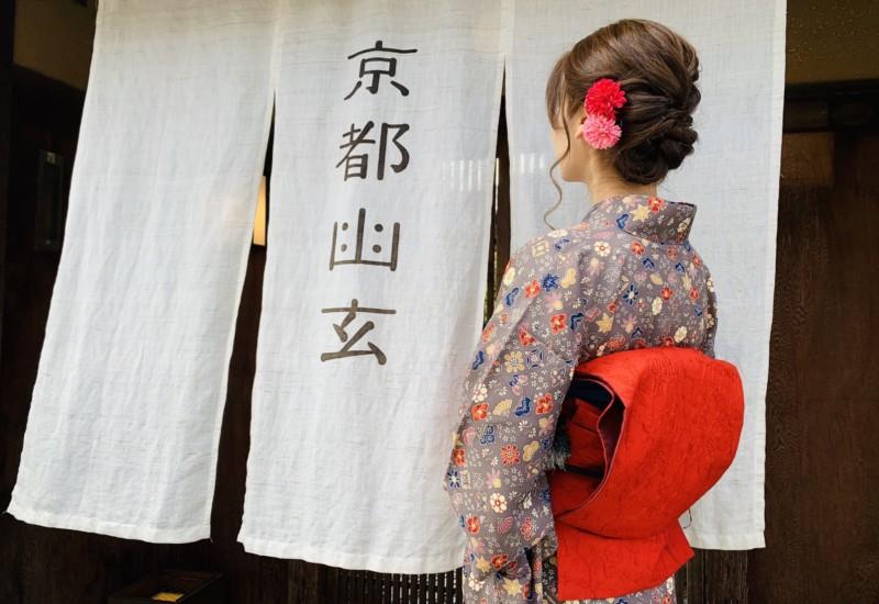 着物を着てはんなり旅♪京都の女子旅スポット
