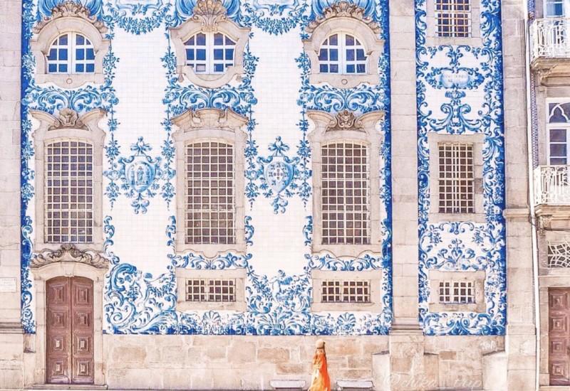【ポルトガル】1日歩いて巡った、世界遺産の街「ポルト」の観光スポット